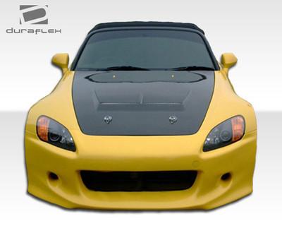 Honda S2000 Type J Urethane Front Body Kit Bumper 2000-2009