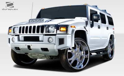 Hummer H2 BR-N Duraflex Full Body Kit 2003-2009