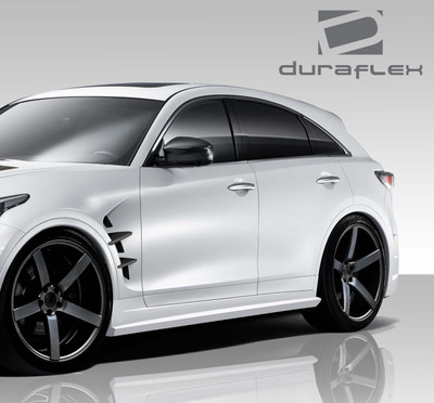 Infiniti FX CT-R Duraflex Body Kit- Fenders 2009-2015