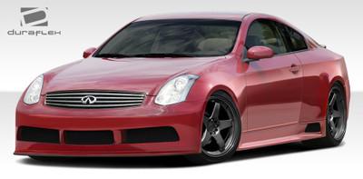 Infiniti G Coupe 2DR GT500 Duraflex Full Wide Body Kit 2003-2007