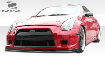 Infiniti G Coupe 2DR GT-R Duraflex Full Body Kit 2003-2007