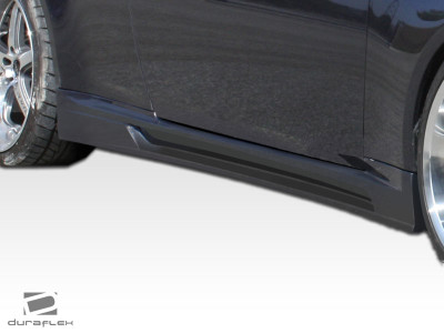 Infiniti G Coupe 2DR GT-R Duraflex Side Skirts Body Kit 2008-2015