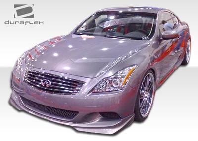 Infiniti G Coupe 2DR J-Spec Duraflex Full Body Kit 2008-2010