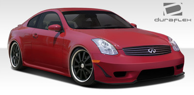 Infiniti G Coupe 2DR Sigma Duraflex Full Body Kit 2003-2007