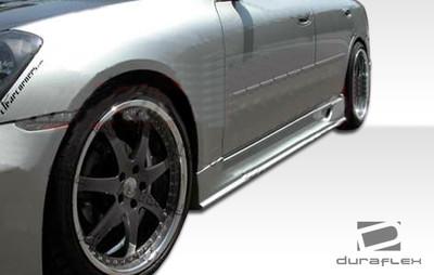 Infiniti G Sedan 4DR Sigma Duraflex Side Skirts Body Kit 2003-2006