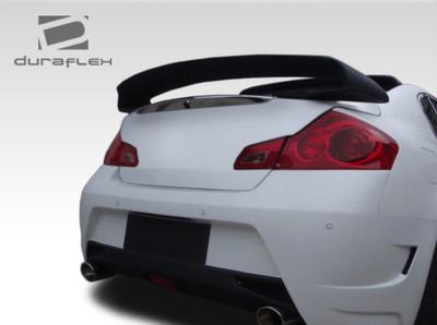 Infiniti G Sedan Elite Duraflex Body Kit-Wing/Spoiler 2007-2013