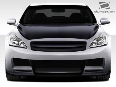 Infiniti G Sedan Elite Duraflex Front Body Kit Bumper 2010-2013