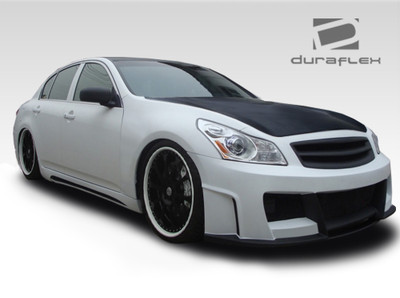 Infiniti G Sedan Elite Duraflex Full Body Kit 2007-2009