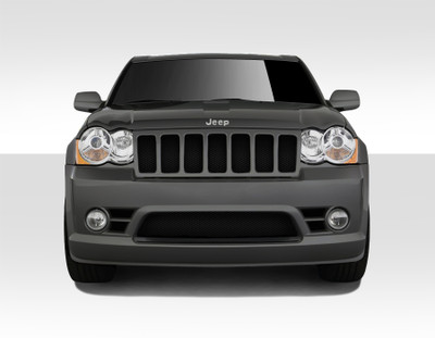 Jeep Grand Cherokee SRT Look Duraflex Front Body Kit Bumper 2008-2010