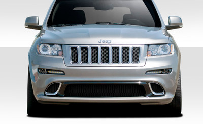 Jeep Grand Cherokee SRT Look Duraflex Front Body Kit Bumper 2011-2013
