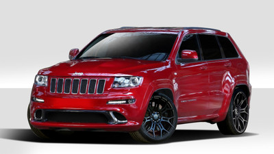 Jeep Grand Cherokee SRT Look Duraflex Full Body Kit 2011-2013