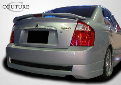 Kia Spectra FX Couture Rear Body Kit Bumper 2005-2006