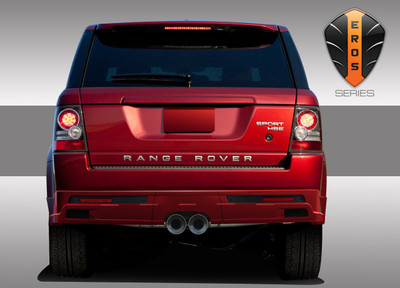 Land/Range Rover Sport Eros V.1 Duraflex (Center) Rear Body Kit Bumper 2010-2013