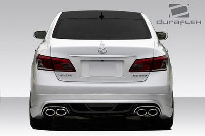 Lexus ES AM-S Duraflex Rear Body Kit Bumper 2007-2012