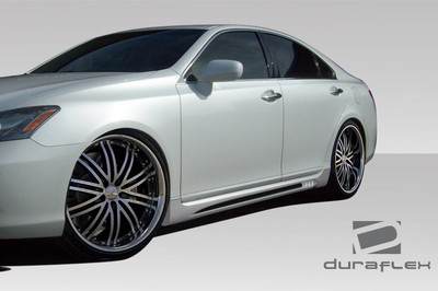 Lexus ES AM-S Duraflex Side Skirts Body Kit 2007-2012