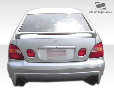 Lexus GS Cyber Duraflex Rear Body Kit Bumper 1998-2005