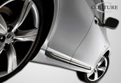 Lexus GS J-Spec Couture Side Skirts Body Kit 2006-2011