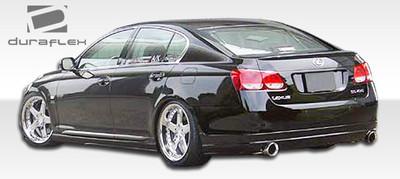 Lexus GS R-Sport Duraflex Rear Body Kit Bumper 2006-2011