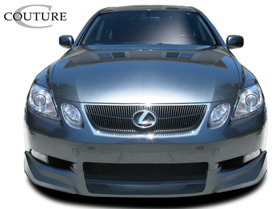 Lexus GS Vortex Couture Front Bumper Lip Body Kit 2006-2007
