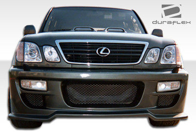 Lexus LX Platinum Duraflex Front Body Kit Bumper 1998-2007
