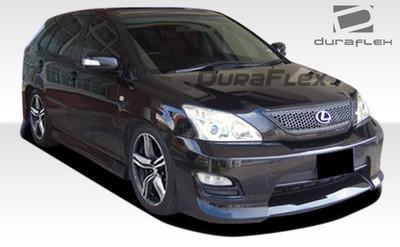 Lexus RX Platinum Duraflex Front Body Kit Bumper 2004-2009
