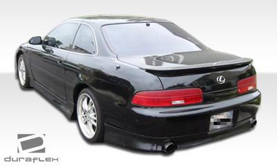 Lexus SC V-Speed Duraflex Rear Body Kit Bumper 1992-2000