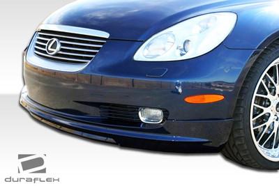 Lexus SC W-1 Duraflex Front Bumper Lip Body Kit 2002-2005