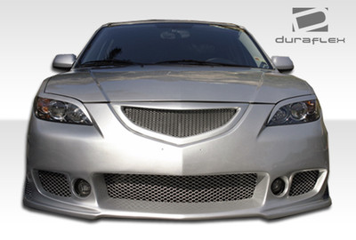 Mazda 3 4DR B-2 Duraflex Front Body Kit Bumper 2004-2009