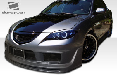 Mazda 3 4DR K-2 Duraflex Full Body Kit 2004-2009