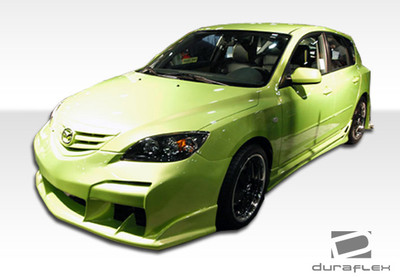 Mazda 3 HB Raven Duraflex Full Body Kit 2004-2008