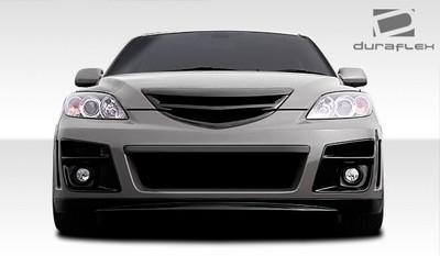 Mazda 3 HB X-Sport Duraflex Front Body Kit Bumper 2004-2009