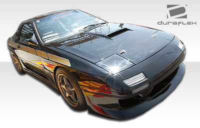 Mazda RX-7 GP-1 Duraflex Full Body Kit 1986-1991