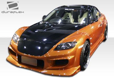 Mazda RX-8 Vader Duraflex Full Body Kit 2004-2008