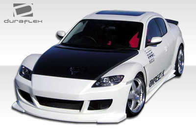 Mazda RX-8 Velocity Duraflex Full Body Kit 2004-2008