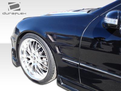 Mercedes C Class 4DR Morello Edition Duraflex Body Kit- Fenders 2001-2007