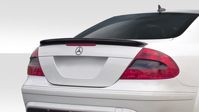 Mercedes CLK Black Series Duraflex Body Kit-Wing/Spoiler 2003-2009