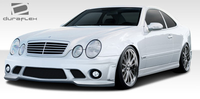 Mercedes CLK C63 Look Duraflex Full Body Kit 1998-2002