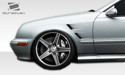Mercedes CLK Morello Edition Duraflex Body Kit- Fenders 1998-2002