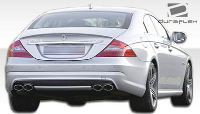Mercedes CLS AMG Look Duraflex Rear Body Kit Bumper 2006-2011