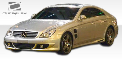 Mercedes CLS LR-S Duraflex Full Body Kit 2006-2011
