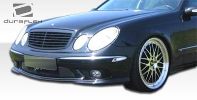 Mercedes E Class 4DR AMG Duraflex Full Body Kit 2003-2008