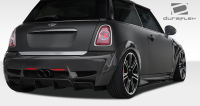 MINI Cooper DL-R Duraflex Rear Body Kit Bumper 2007-2013
