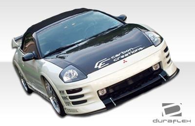 Mitsubishi Eclipse Shine Duraflex Full 8 Pcs Body Kit 2003-2005