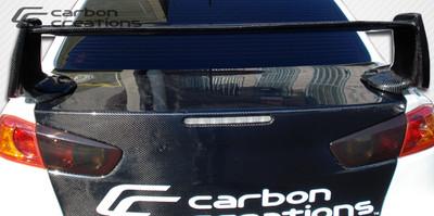 Mitsubishi Evolution GT Concept Carbon Fiber Body Kit-Wing/Spoiler 2008-2014