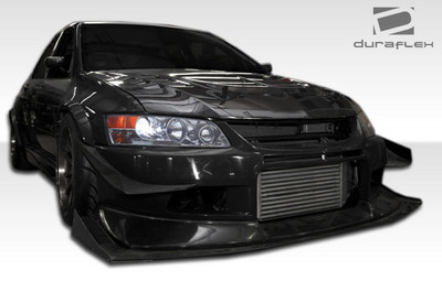 Mitsubishi Evolution VT-X Duraflex Full Wide Body Kit 2003-2006