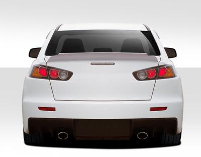 Mitsubishi Lancer GT Concept Duraflex Body Kit-Trunk/Hatch 2008-2015