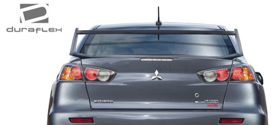 Mitsubishi Lancer Vortex Duraflex Body Kit-Wing/Spoiler 2008-2015