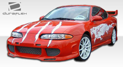 Oldsmobile Alero Showoff 3 Duraflex Full Body Kit 1999-2004