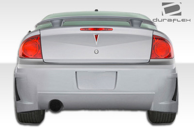 Pontiac G5 2DR B-2 Duraflex Rear Body Kit Bumper 2007-2009