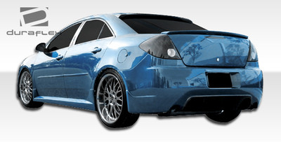 Pontiac G6 4DR GT Competition Duraflex Rear Body Kit Bumper 2005-2009